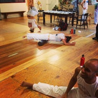 Photo taken at Abada Capoeira by Taka T. on 7/17/2013