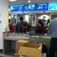 Photo taken at US Post Office - Times Square Station by Damian C. on 6/4/2013