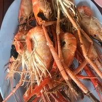 Photo taken at เจ๊อึ่งซีฟู๊ด (ป่าคั่น) Jae Aung Seafood by Nok😍 K. on 1/7/2018