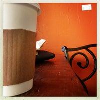 Photo taken at Bovine Bakery by Geoffrey O. on 1/27/2013