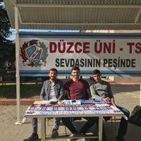 Photo taken at Sosyal Bilimler Meslek Yüksek Okulu by Enes Ş. on 11/3/2017