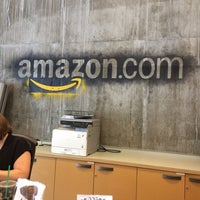 Photo taken at Amazon - Wainwright (SEA23) by Ben K. on 8/4/2015