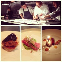 Photo taken at Chef's Table At Brooklyn Fare by Ben K. on 2/16/2013