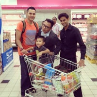 Photo taken at FairPrice Finest by Aeqmal H. on 4/10/2013
