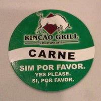 Photo taken at Rincão Grill by Michel L. on 8/14/2014