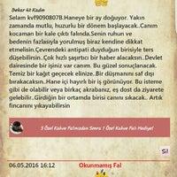 Photo taken at Bakırköy Mangalbaşı by Natali on 5/10/2016