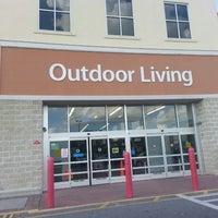 Photo taken at Walmart Supercenter by Nick R. on 7/7/2013
