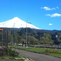 Photo taken at Hotel Del Montañes, Pucon by Juan eduardo V. on 10/7/2012