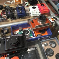 Photo taken at Lomography Gallery Store by Dustin H. on 5/7/2016