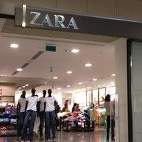 Photo taken at Zara by Rodrigo G. on 1/11/2013