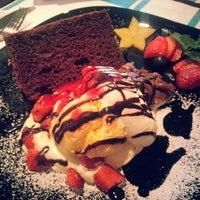 Photo taken at Chiffon Cake by Lorena K. on 2/22/2013