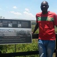 Photo taken at Sterkfontein Caves by Jyro S. on 12/21/2013