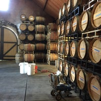 Photo taken at Blue Victorian Winery by Joe M. on 8/18/2015