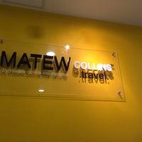 Photo taken at Matew Collins Travel by Luis Felipe J. on 3/1/2014