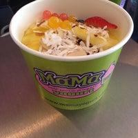 Photo taken at Mama Frozen Yogurt by Lea G. on 5/5/2014