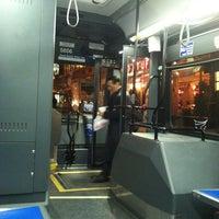 Photo taken at MTA Bus - E 14 St & 2 Av (M14A/M14D) by Lea G. on 12/23/2012