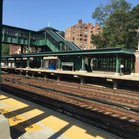 Photo taken at Metro North - Ardsley-on-Hudson Train Station by Lea G. on 8/24/2017