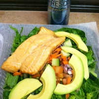 Das Foto wurde bei Stamina Grill & Juice Bar von Lea G. am 12/19/2012 aufgenommen