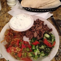 Photo taken at Lebanese Taverna Café by Lea G. on 11/29/2013