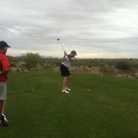 Photo taken at Blackstone Country Club at Vistancia by Lora R. on 2/3/2013