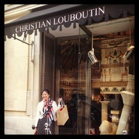 Photo prise au Christian Louboutin par Laurie S. le8262013
