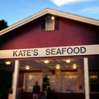 Photo taken at Kates Seafood by Arvin N. on 9/6/2013