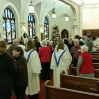 Photo taken at Hummelstown United Church Of Christ by Lori W. on 12/27/2015