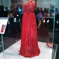 Photo taken at The First Ladies Exhibition by Lori W. on 3/29/2014