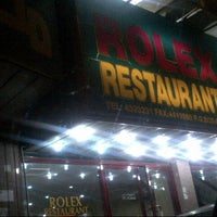 Photo taken at Rolex Restaurant by Sàqib S. on 7/12/2013