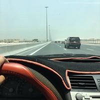 Photo taken at F-Ring Road by Sàqib S. on 6/26/2016
