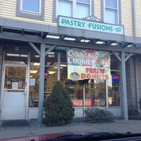 Photo taken at Pastry Fusion by Andrew G. on 12/15/2012