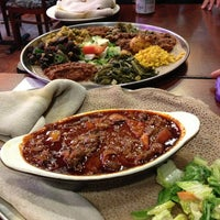 Photo taken at Habesha Market and Carry-out by Shefali K. on 4/7/2013