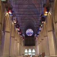 Photo taken at Washington National Cathedral by Shefali K. on 7/21/2013