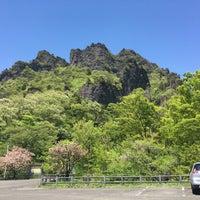 Photo taken at 妙義公園駐車場 by ルカにゃん on 4/28/2018