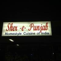 Photo taken at Sher-E-Punjab by Jarrod G. on 12/16/2012