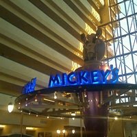 Photo taken at Chef Mickey's by L H. on 11/9/2012