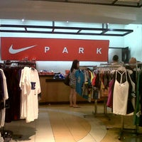 Photo taken at Nike Outlet SLEX by Bennet M. on 11/18/2012