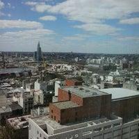 Photo taken at Radisson Montevideo Victoria Plaza Hotel by Silvio Andolfato (. on 10/12/2012