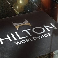 Photo taken at Hilton Worldwide Global Headquarters by William K. on 12/12/2013