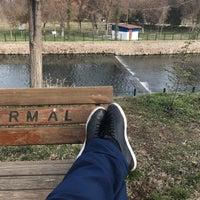 Photo taken at Gecek Thermal Villaları by Anıl Y. on 1/9/2018