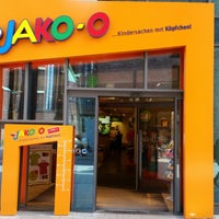 Photo taken at JAKO-O by Kathleen R. on 3/18/2015