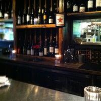 Photo taken at Balzac by Vickie C. on 12/1/2012