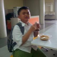 Photo taken at SD Bakti Mulya 400 by Ririn Y. on 11/22/2012