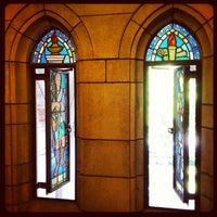 Photo taken at Cathedral of Learning by Olga M. on 7/15/2013