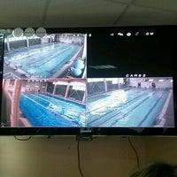Снимок сделан в Бассейн «Серебряный» пользователем Тамусинка 3/12/2017