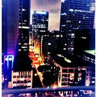 Photo taken at The Standard, Downtown LA by Julia R. on 4/21/2013