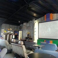 Photo taken at Blue Moon Dine-In Theater - MN State Fair by Erin N. on 9/1/2014