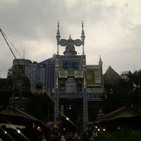 Photo taken at Masjid Tiban Turen by Andhika P. on 12/30/2012