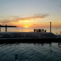 Photo taken at Coral Bay Resort by Cindy K. on 4/9/2016