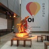 Photo taken at Oi Futuro Flamengo by Sophia M. on 1/23/2013